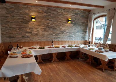 Restaurant vers la Vallouise