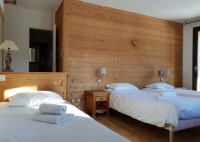 hôtel de charme vers la Vallouise