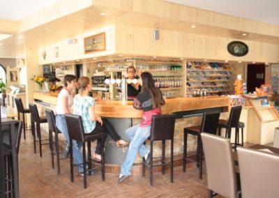 Restaurant vers Puy Saint Vincent